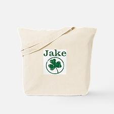 Jake shamrock Tote Bag