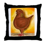 Schietti Modena Pigeon Throw Pillow