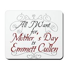 Mother's Day Emmett Mousepad