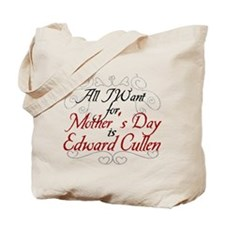 Mother's Day Edward Tote Bag