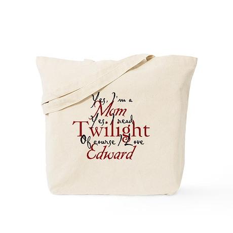 Twilight Mom 2 Tote Bag