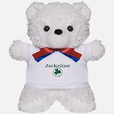 Jackeline shamrock Teddy Bear