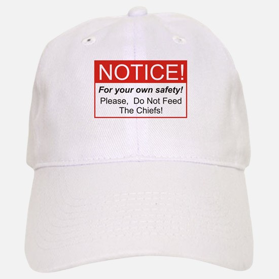 Notice / Chiefs Baseball Baseball Cap