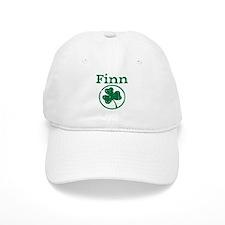 Finn shamrock Baseball Cap
