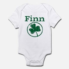 Finn shamrock Infant Bodysuit