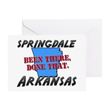 springdale arkansas - been there, done that Greeti