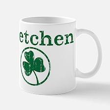 Gretchen shamrock Mug