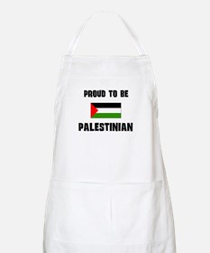Proud To Be PALESTINIAN BBQ Apron