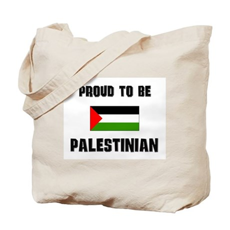 Proud To Be PALESTINIAN Tote Bag