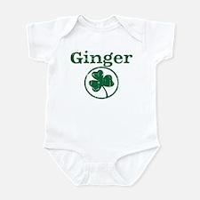 Ginger shamrock Infant Bodysuit