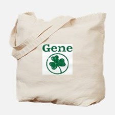 Gene shamrock Tote Bag