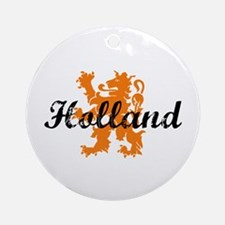 Holland Ornament (Round)