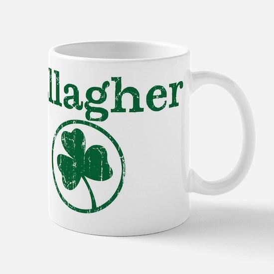 Gallagher shamrock Mug