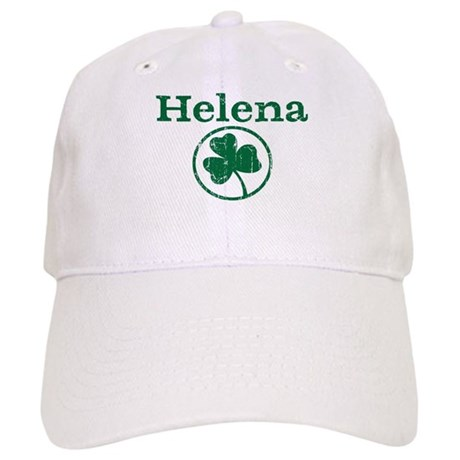 Helena shamrock Cap
