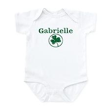 Gabrielle shamrock Infant Bodysuit