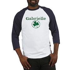 Gabrielle shamrock Baseball Jersey