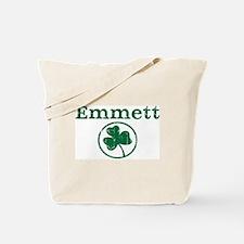 Emmett shamrock Tote Bag