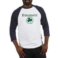 Emmett shamrock Baseball Jersey