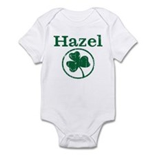 Hazel shamrock Infant Bodysuit