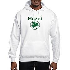 Hazel shamrock Hoodie Sweatshirt