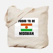 Proud To Be NIGERIAN Tote Bag