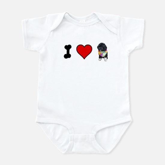 I Love Bo Infant Bodysuit