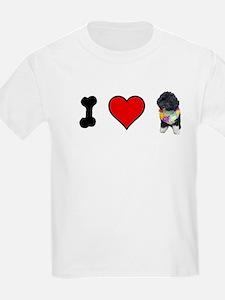 I Love Bo T-Shirt
