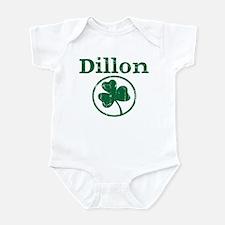 Dillon shamrock Infant Bodysuit