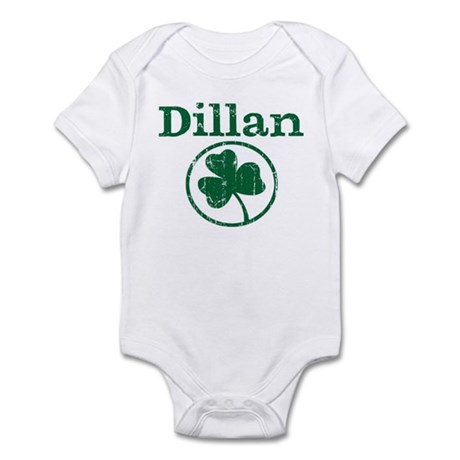 Dillan shamrock Infant Bodysuit