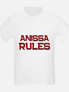 anissa rules T-Shirt