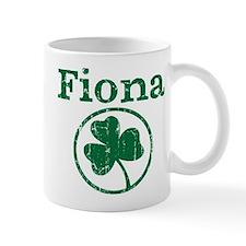 Fiona shamrock Mug