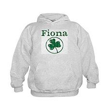 Fiona shamrock Hoodie
