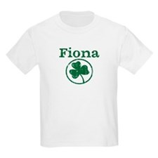 Fiona shamrock T-Shirt