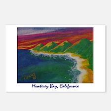 Postcards (Pkg of 8)Monterey Bay, CA
