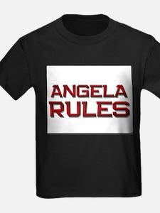 angela rules T