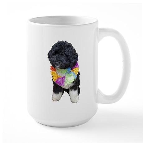 First Dog Bo Large Mug
