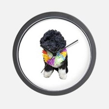 First Dog Bo Wall Clock