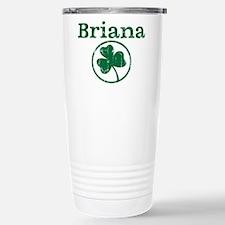 Briana shamrock Travel Mug