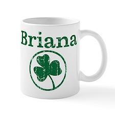 Briana shamrock Mug