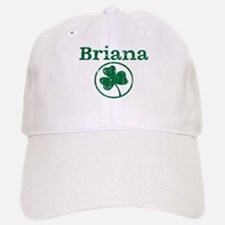 Briana shamrock Baseball Baseball Cap