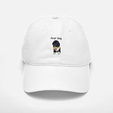First Dog Bo Baseball Baseball Cap