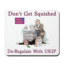 UKIP Mousepad
