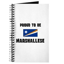 Proud To Be MARSHALLESE Journal