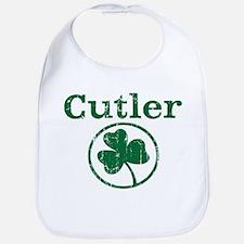Cutler shamrock Bib