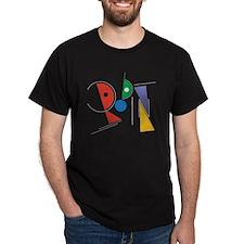 Robin's Black T-Shirt