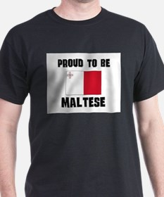 Proud To Be MALTESE T-Shirt