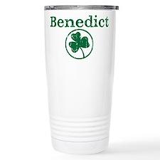 Benedict shamrock Travel Mug