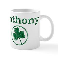 Anthony shamrock Mug