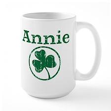 Annie shamrock Mug