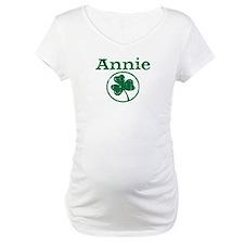 Annie shamrock Shirt